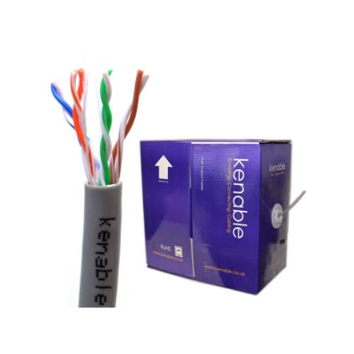 NETWORK CABLE CAT6 305M