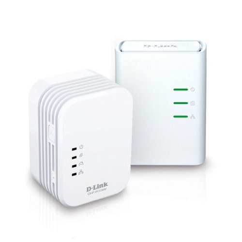 D-LINK POWERLINE AV 500 WIRELESS N MINI EXTENDER