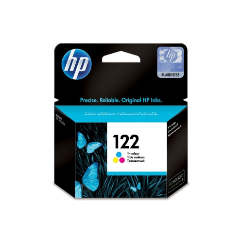 HP 122 Tri-Color Ink