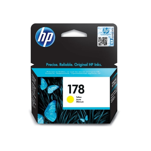 HP 178 Yellow Ink