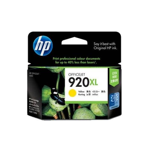 HP 920XL yellow Officejet
