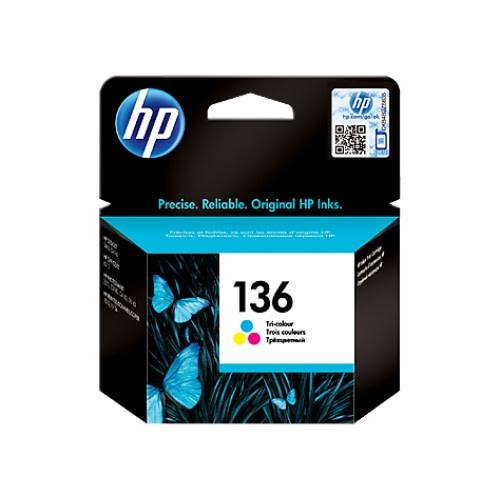 HP 136 Tri-color
