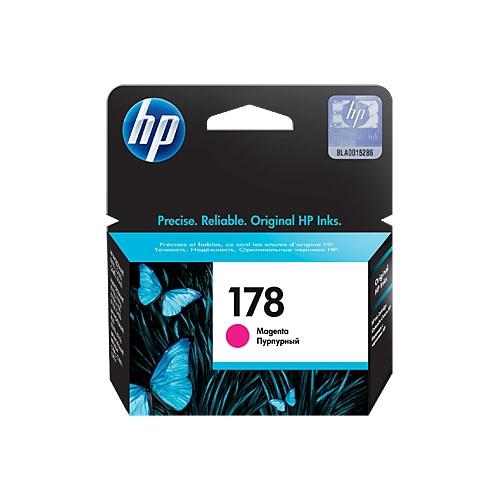 HP 178 Magenta Ink