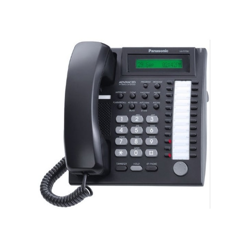 PANASONIC MAIN TELEPHONE KX-T7730X