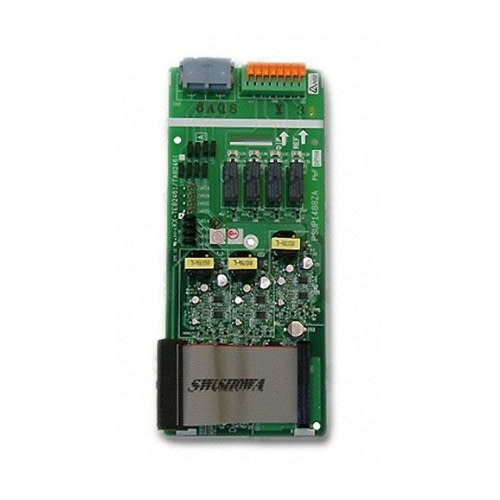 PANASONIC 4-PORT DOOR PHONE CARD