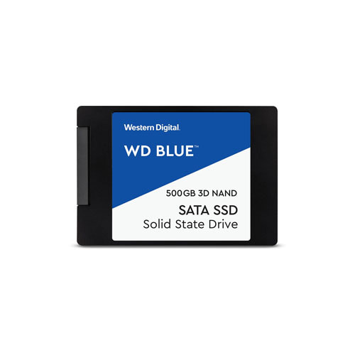 WD Blue Solid